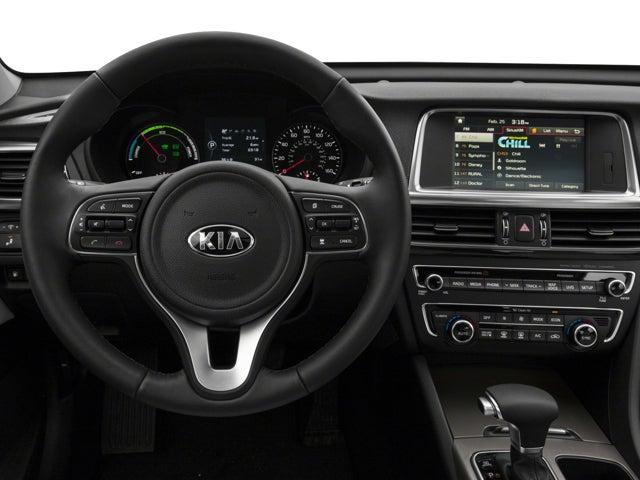 2018 Kia Optima Hybrid Ex In Vacaville Ca Of